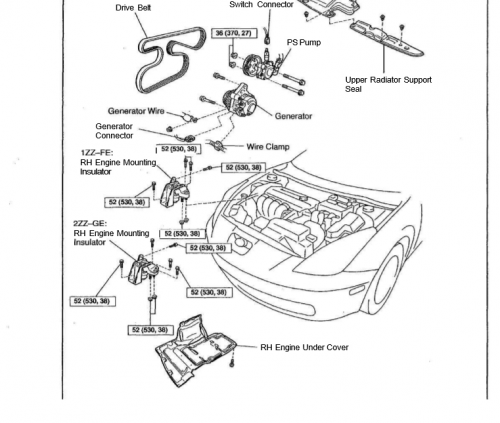 Toyota Celica 1999 Service Repair Manuals Download Free