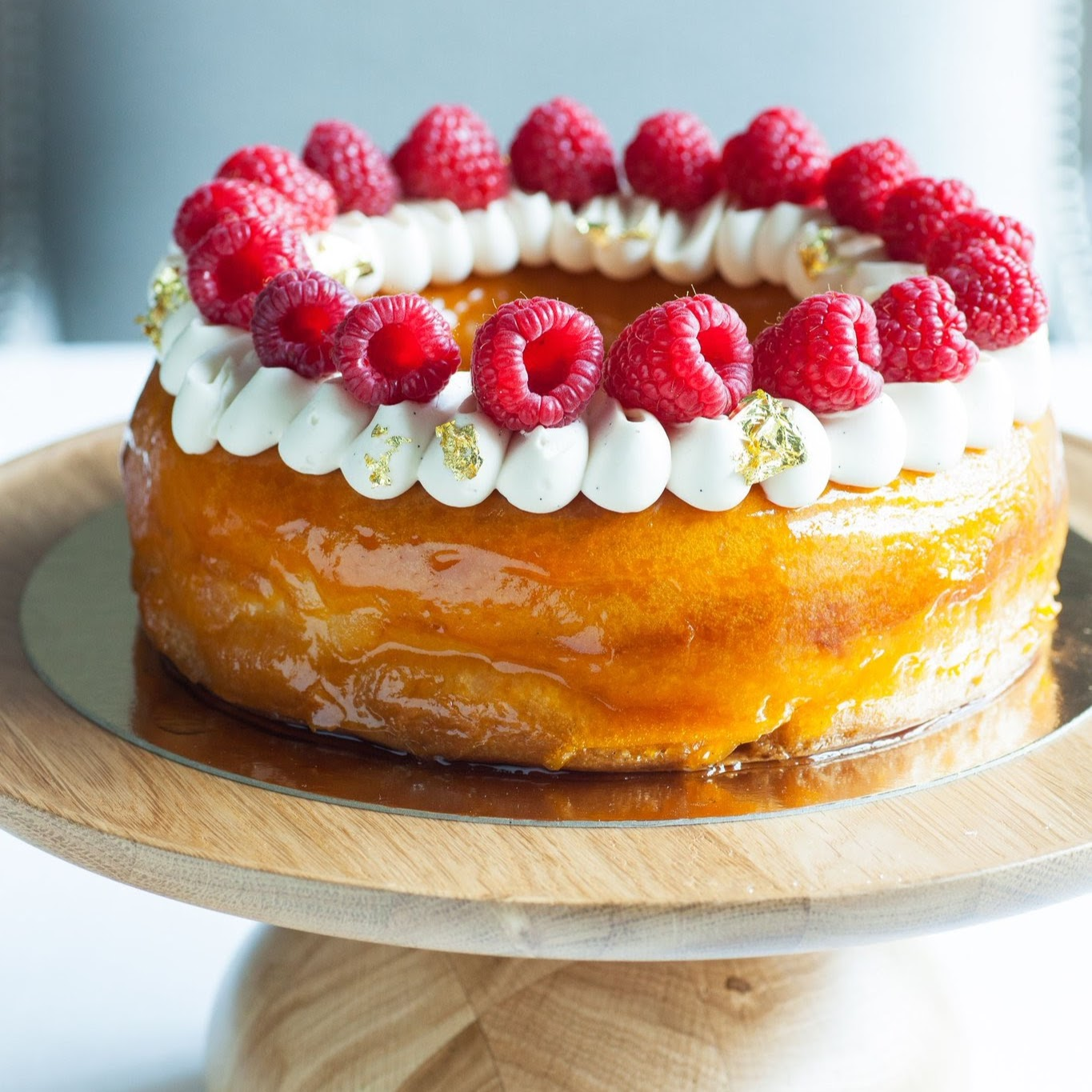 The raspberry cake of l'Heure du Goûter (Cool Chic Style Fashion)