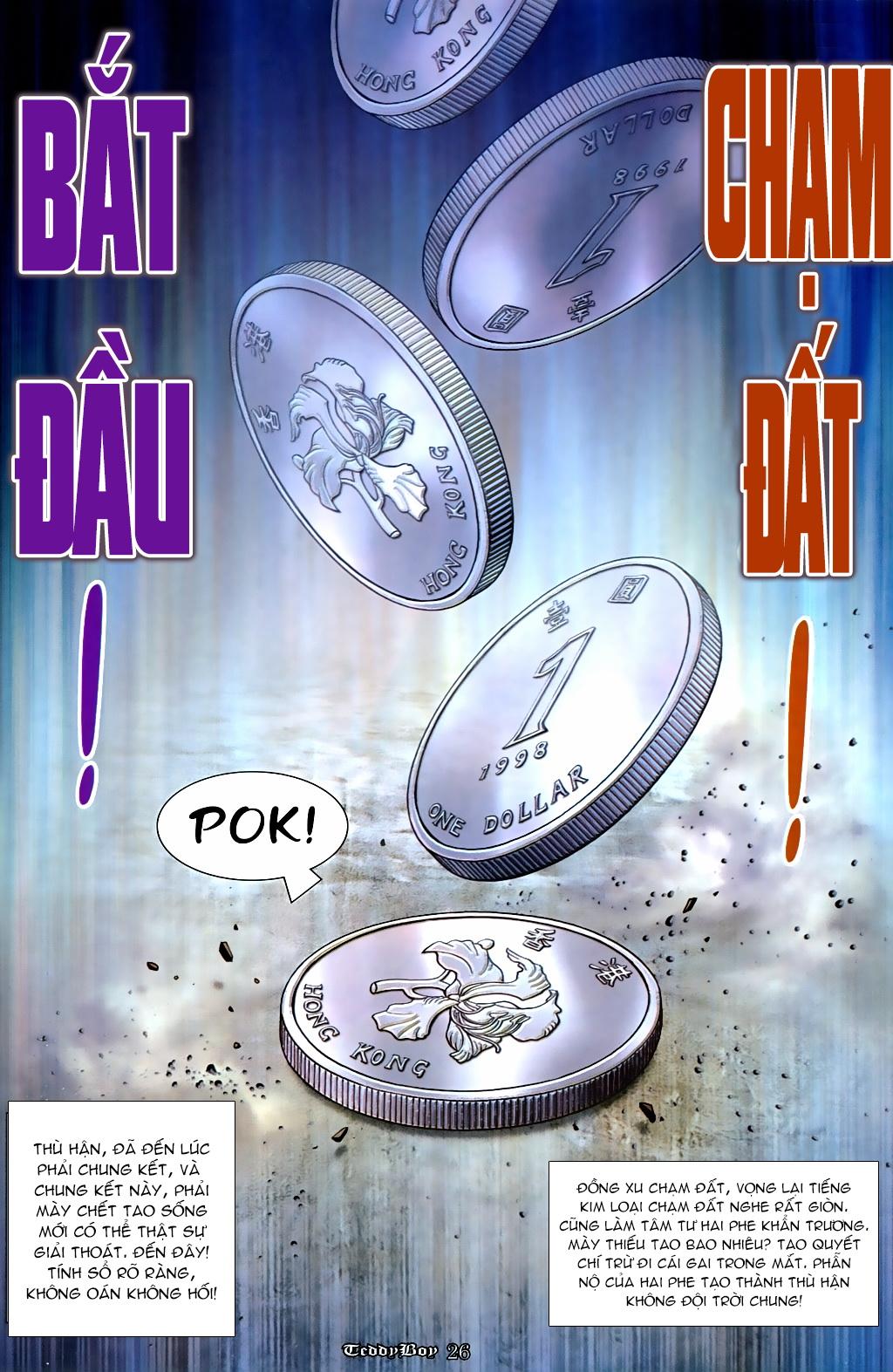 Người Trong Giang Hồ Chap 1048 - Truyen.Chap.VN