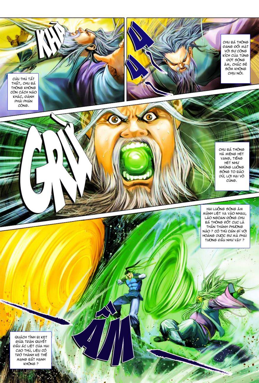 Anh Hùng Xạ Điêu anh hùng xạ đêu chap 39 trang 31