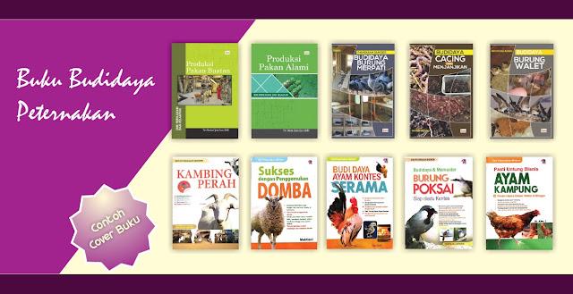 Buku Perpustakaan Desa - Buku Budidaya Peternakan