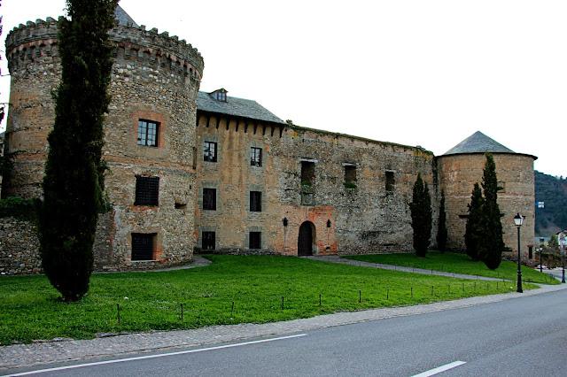 Villafranca del Bierzo. León. Camino de Santiago
