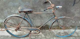 Jual sepeda tua Opel Jerman
