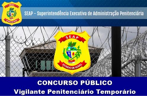 Apostila Concurso SEAP-GO 2016