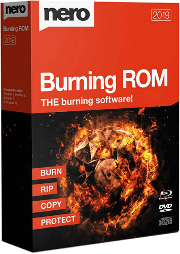 Nero Burning ROM & Nero Express 2019 v20.0.2005  torrent download for PC
