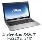 Asus X450JF seri WX23D