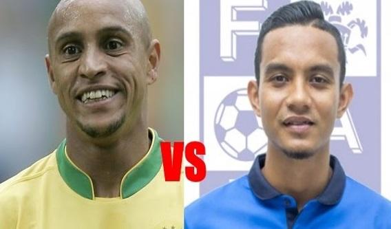 Komen Mengejutkan Roberto Carlos Setelah Faiz Subri Menang Fifa Puskas Award
