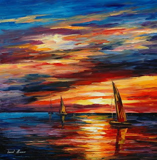 painting by leonid afremov
