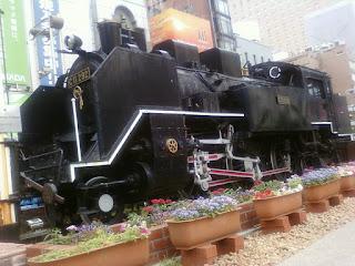 steam locomotive C11 292