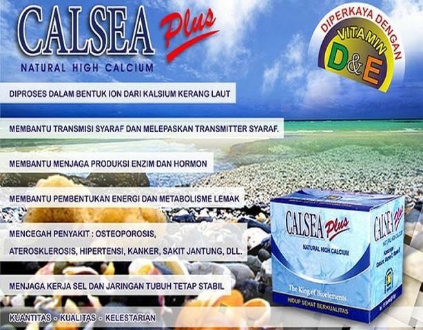 natural calsea nasa