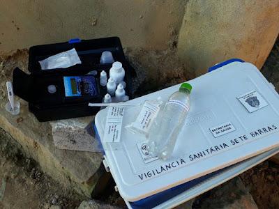 Sete Barras retoma controle de qualidade de água potável no Município