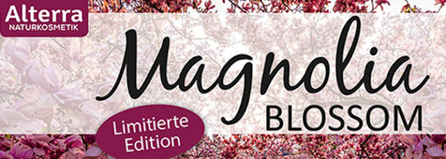 Preview Alterra Magnolia Blossom - Limited Edition (LE) - Februar 2016