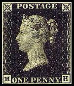 Perangko Penny Black perangko termahal di dunia