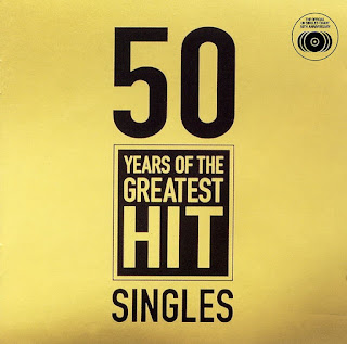 50 YEARS OF THE GREATEST HIT SINGLES - VA (2 CDs) Front