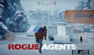 تحميل لعبة الجديدة rogue agents للاندرويد مجانا