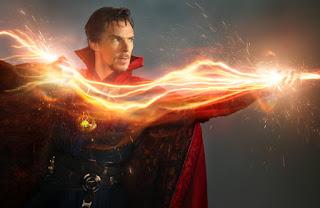 Benedict Cumberbatch es el Dr. Strange