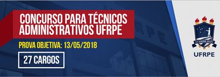 edital UFRPE 2018
