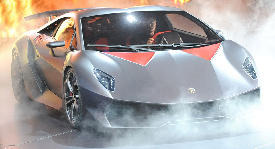 100 Hot Cars