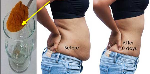 Drink One Glass Daily You Belly Fat Will Disappear In 10 Days!