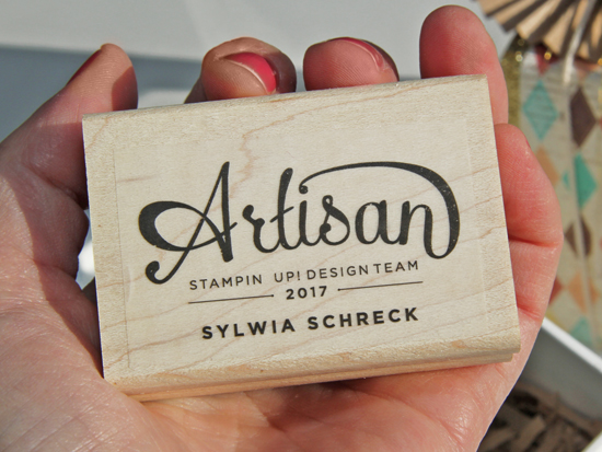 artisan design team stempel