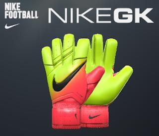 Nike GK Vapor Grip 3 - Pink Blast Volt Black