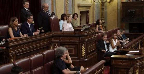 Mesa del Congreso de los Diputados