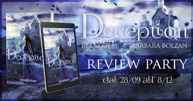 Recensione: Deception di Barbara Bolzan