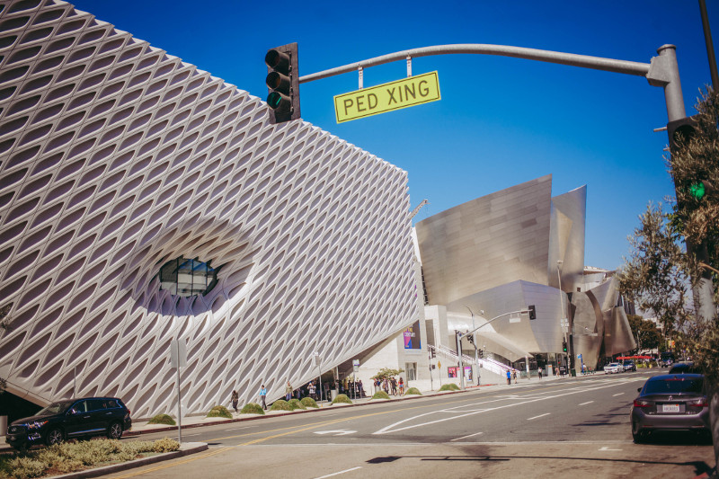 My Los Angeles must visits