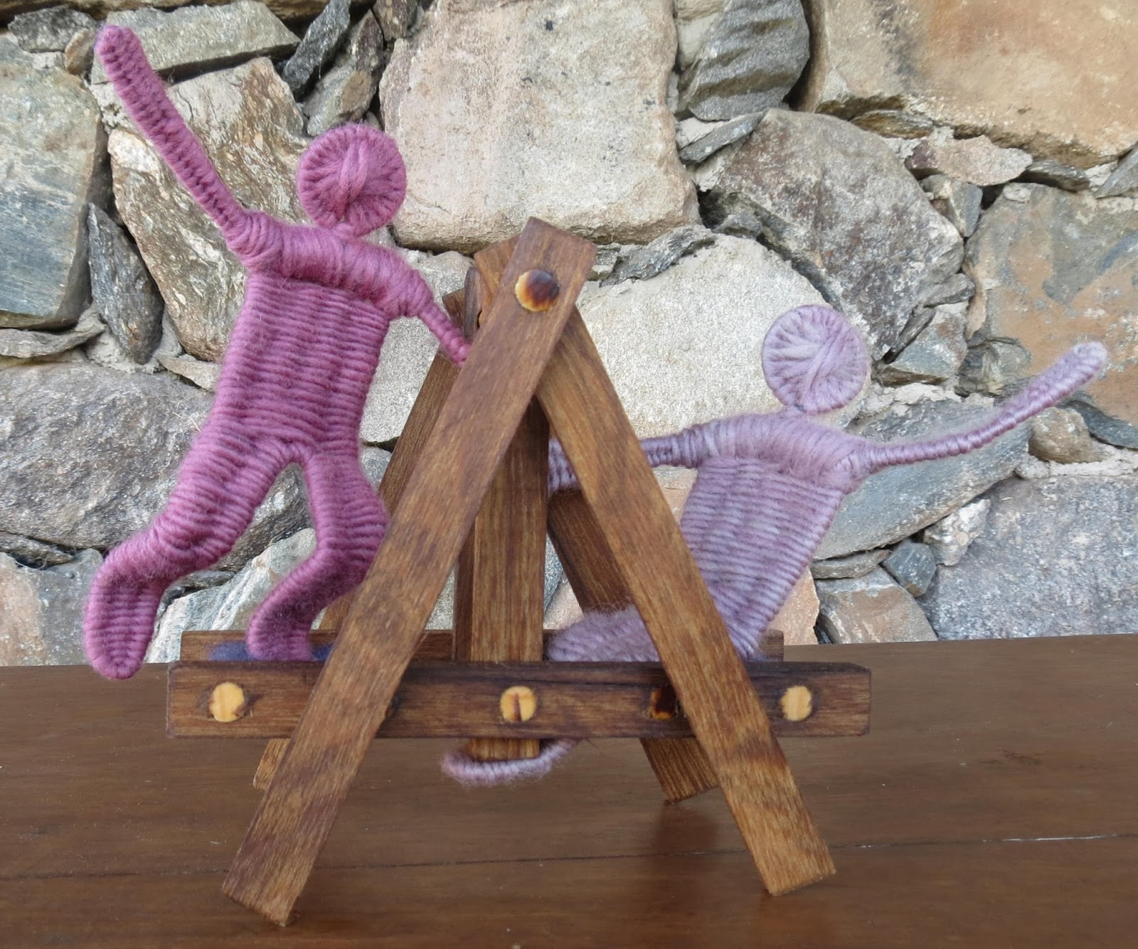 Churrinche san javier lanacr ba tas - Tinte para madera casero ...