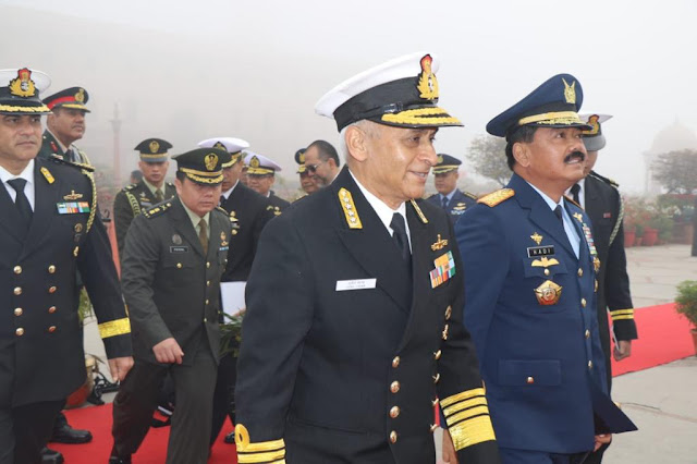 Angkatan Bersenjata India Proyeksikan Latihan Bersama Peacekeeping dan Anti Teror