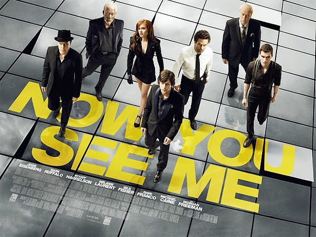 Download Film Now You See Me Bluray 720p Sub Indo