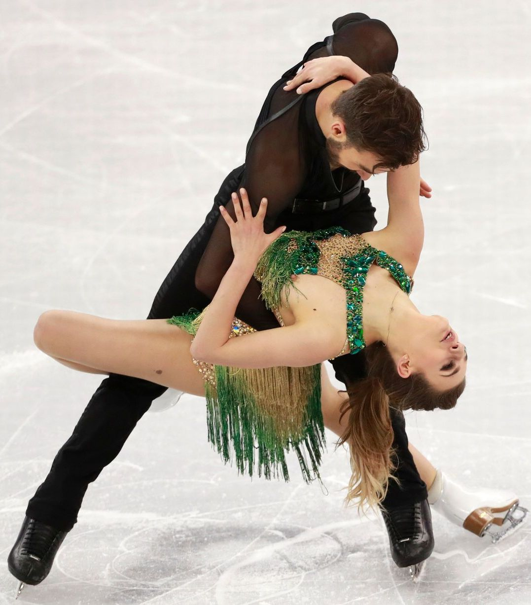 Bums out, nip slips and costume rips: Jaw-dropping wardrobe malfunctions at sporting events after skater's Winter Olympics nightmare.