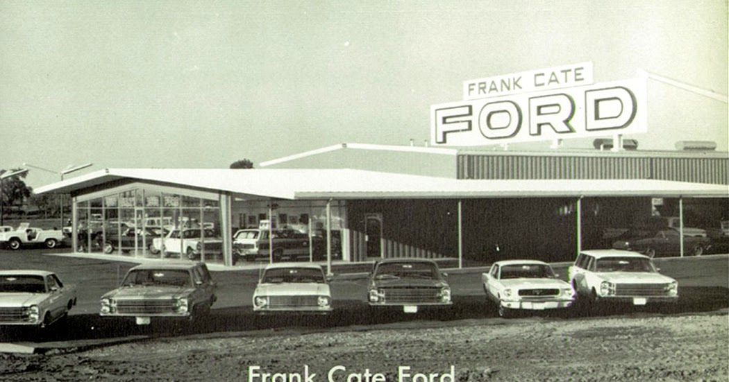 Annualmobiles Frank Cate Ford