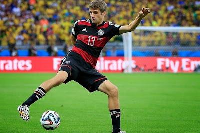Susunan 11 Pemain Terbaik Dunia 2014