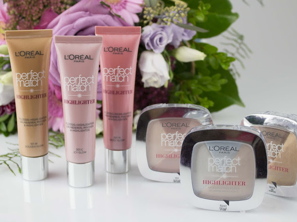 L'Oréal Paris // Perfect Match Highlighter