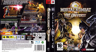 Tips Bermain Mortal Kombat vs DC Universe PS3