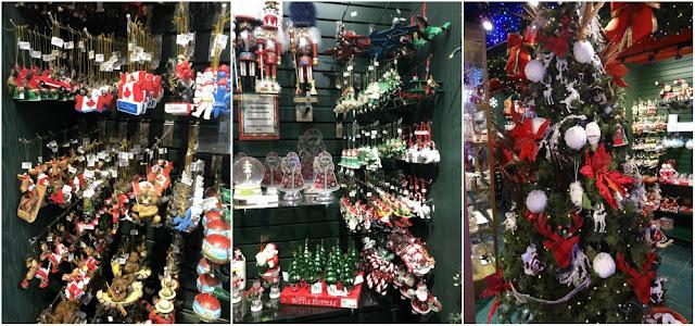 Lojas de enfeite de Natal no Canadá - La Boutique du Noel, Quebec