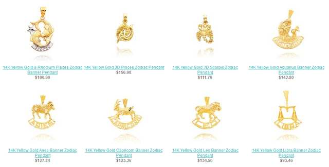 Cubic Zirconia Jewelry Blog CZ Zodiac Signs Jewelry