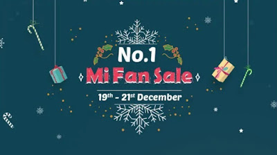 Xiaomi Redmi Note 5 Pro, Mi A2, Others to Get Discounts During 'No. 1 Mi Fan Sale' in India