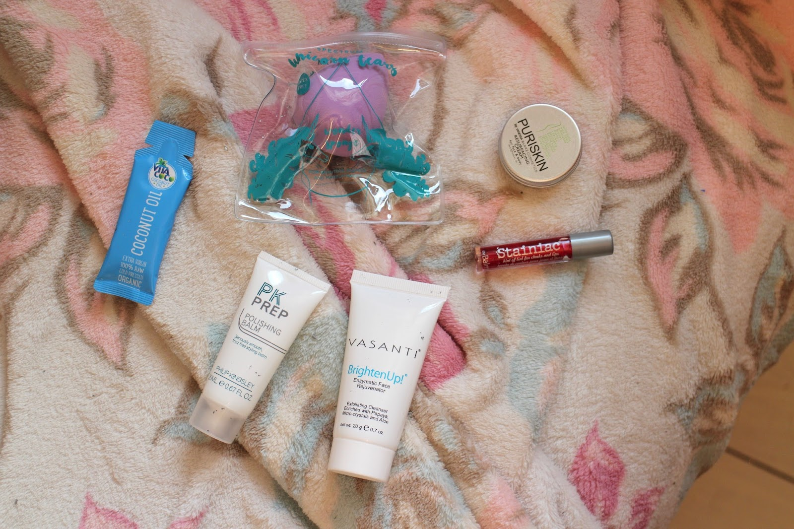 birchbox irish blog review