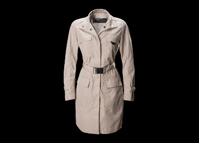 Porsche Design Car Coat Woman €990