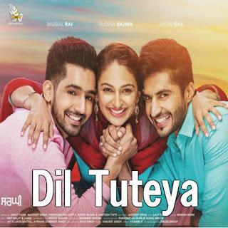 Album Dil Tuteya (Sargi) VEET BALJIT