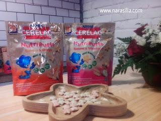 7 Keunggulan Snack Sehat Cerelac Nutripuffs Cemilan Bayi Hebat