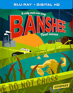 DVD & Blu-ray Release Report, Banshee, Ralph Tribbey