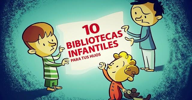 AYUDA PARA MAESTROS: 10 Bibliotecas Virtuales Infantiles