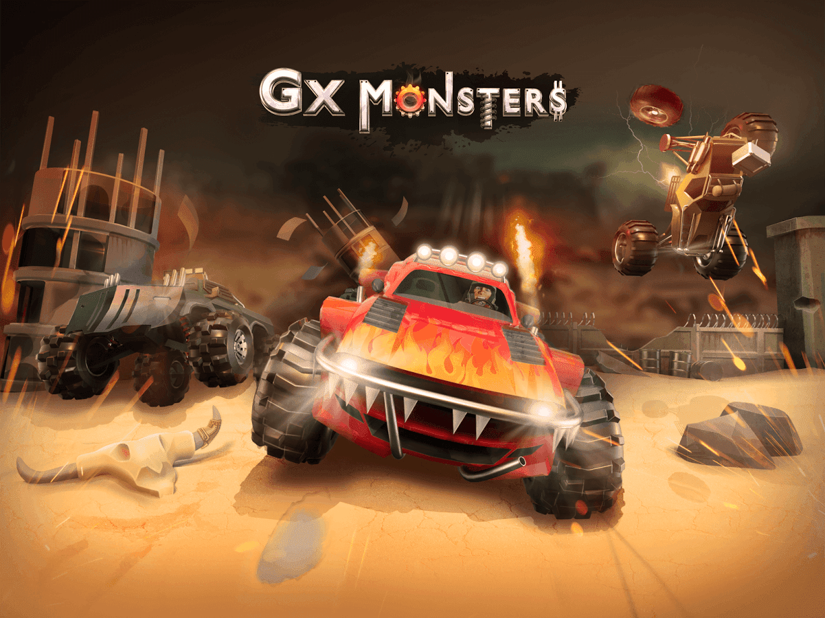GX Monsters MOD APK Terbaru