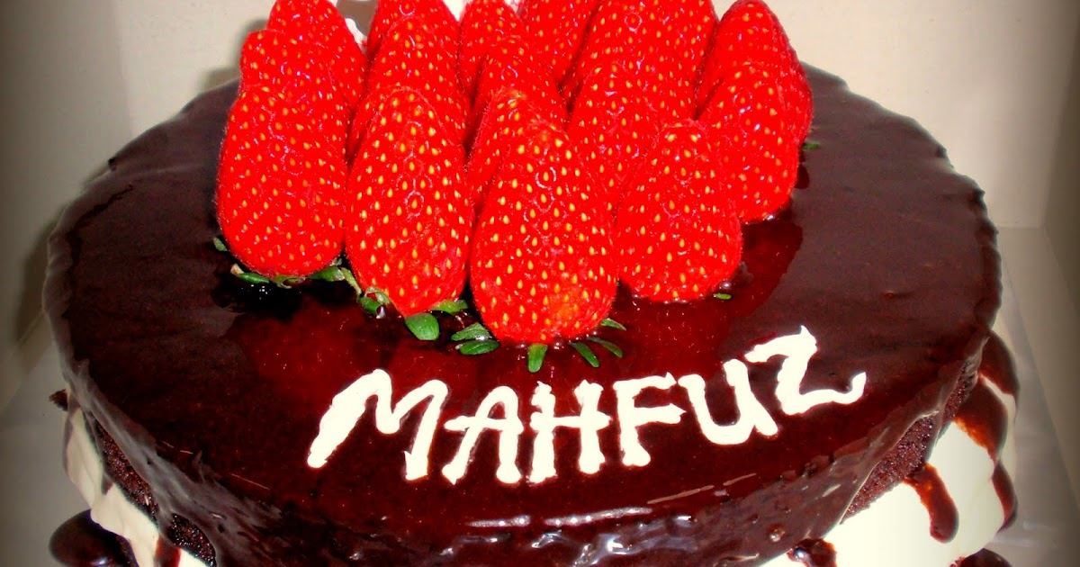 Hamnira Delights Kek Mahfuz