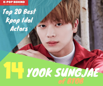 Yook Sungjae of BTOB