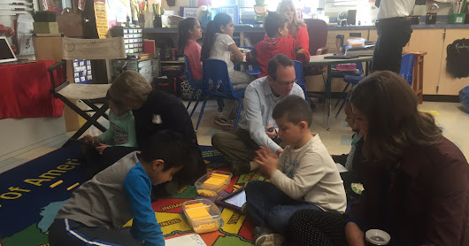 The Power of Classroom Visits