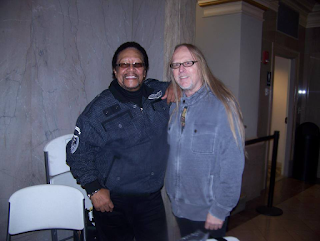 Jimi Hendrix bassist Billy Cox (Hendrix) and Poobah